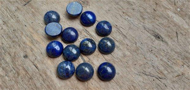 Cabochon lapis lazuli, 16mm