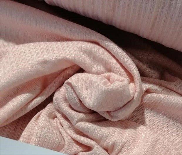 !imediat!Tricot bumbac elastic tip manseta-rib-patent - de la 50x160cm - cu elastan