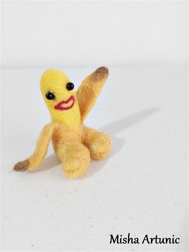 Decor - Banana balerina, impaslita