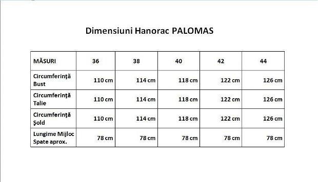 Hanorac PALOMAS