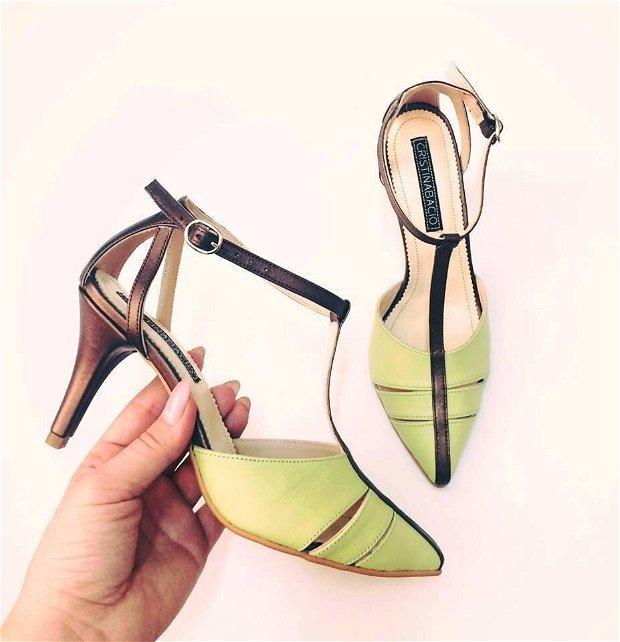 Pantofi Sarah