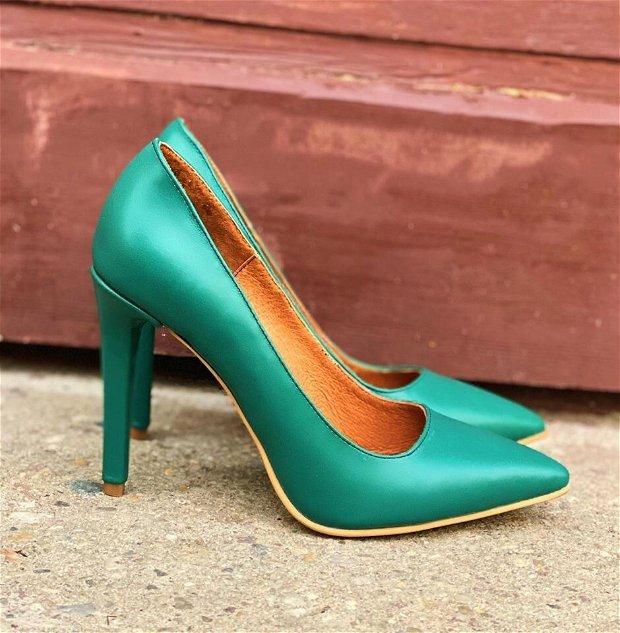 Stiletto, verde