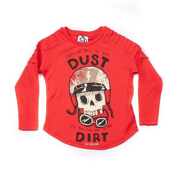 Bluza Dust rosie