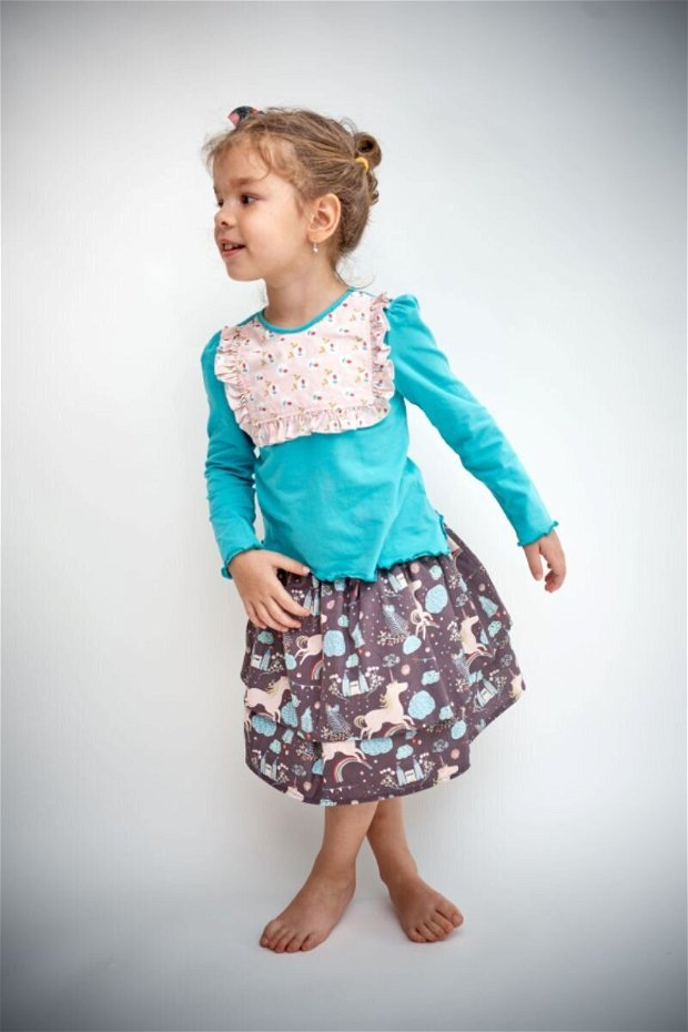 Bluza ALL IS FULL OF BLOSSOM