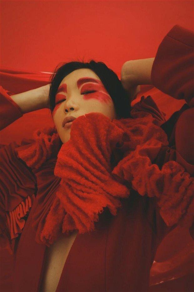 IJEN red