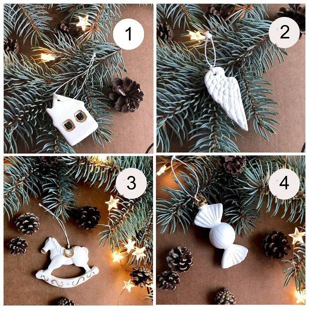Glob White Christmas