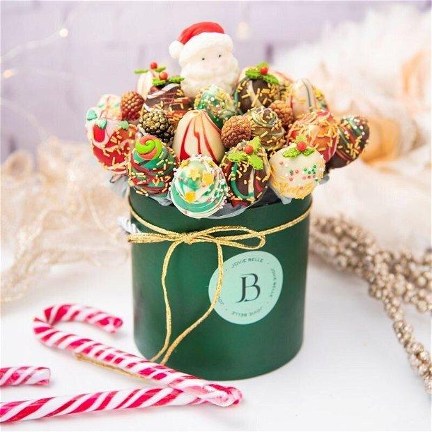 Delicii Ciocolată Cutia lui Moș Crăciun