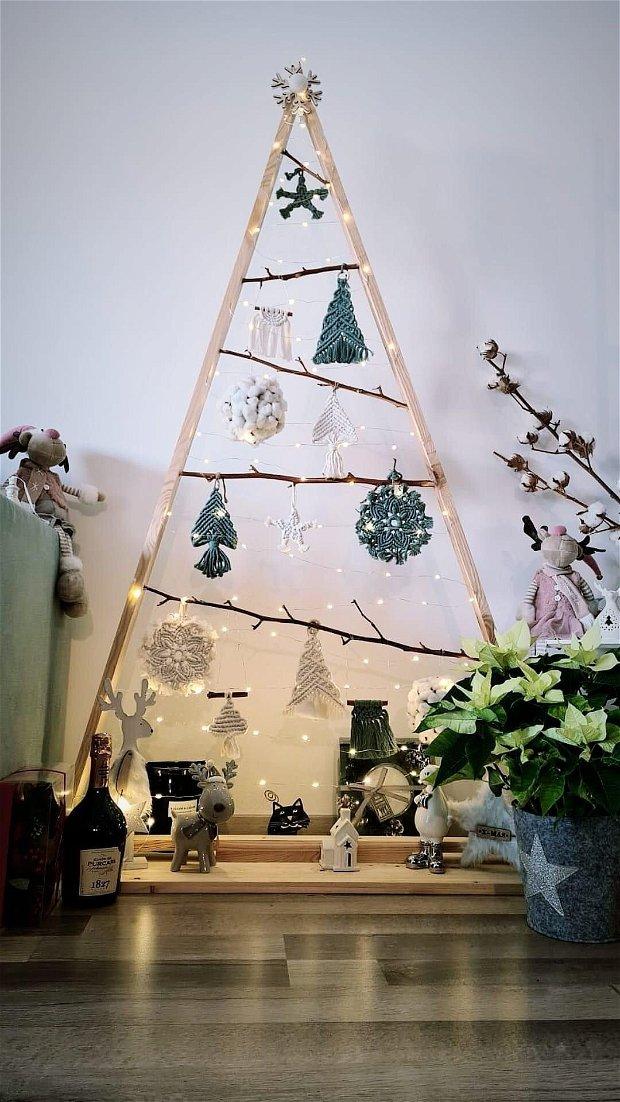 Set decorațiuni de Crăciun