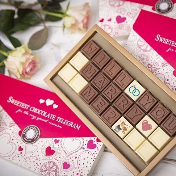 ChocoTelegram 3×8 Will you marry me?