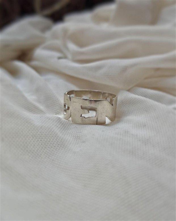 BERCENI inel   Argint