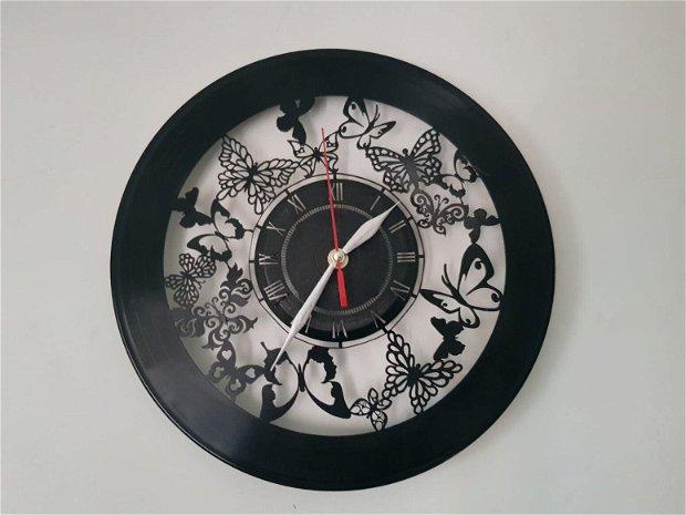 Ceas de perete vinyl