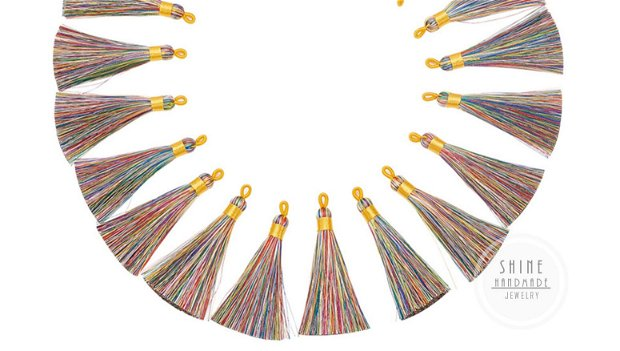 Ciucuri Multicolor, 80-90mm