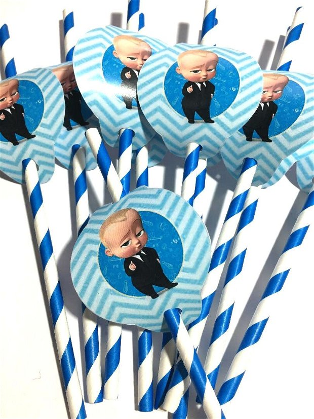 Toppers candy bar- Baby Boss