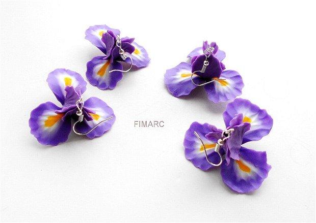 Irisi - cercei atarnatori