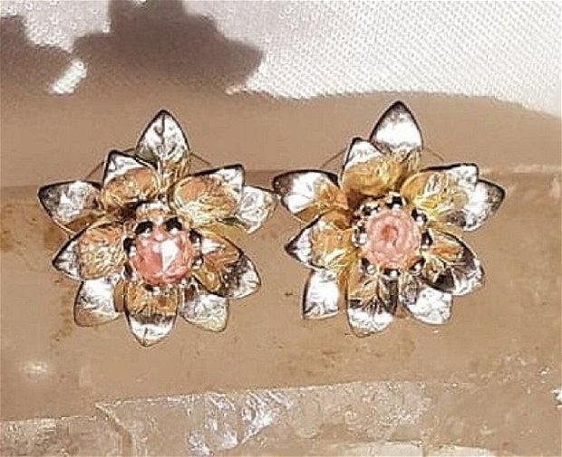 Quartz roz - Flowers