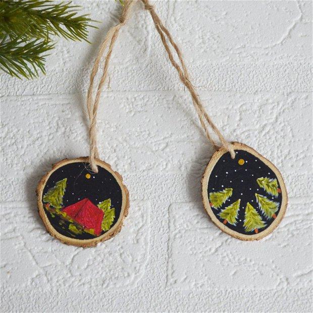 Ornament Cort/ Braduti