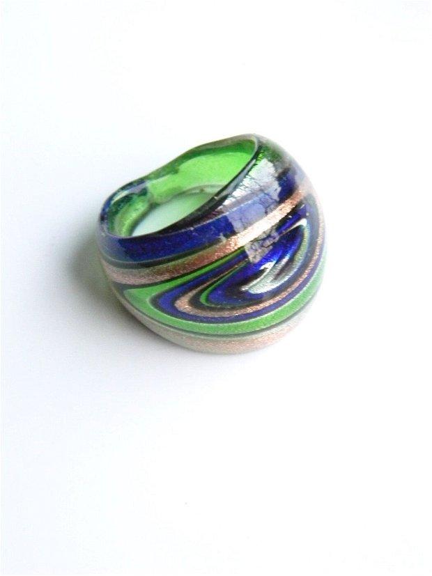 Inel sticla India (P15)