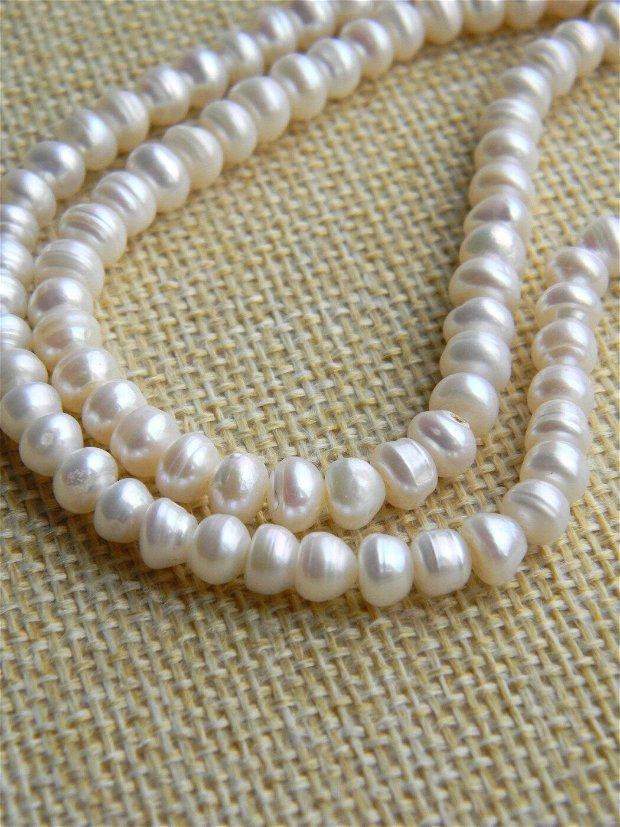 Perle de cultura - 45 cm (PG9)
