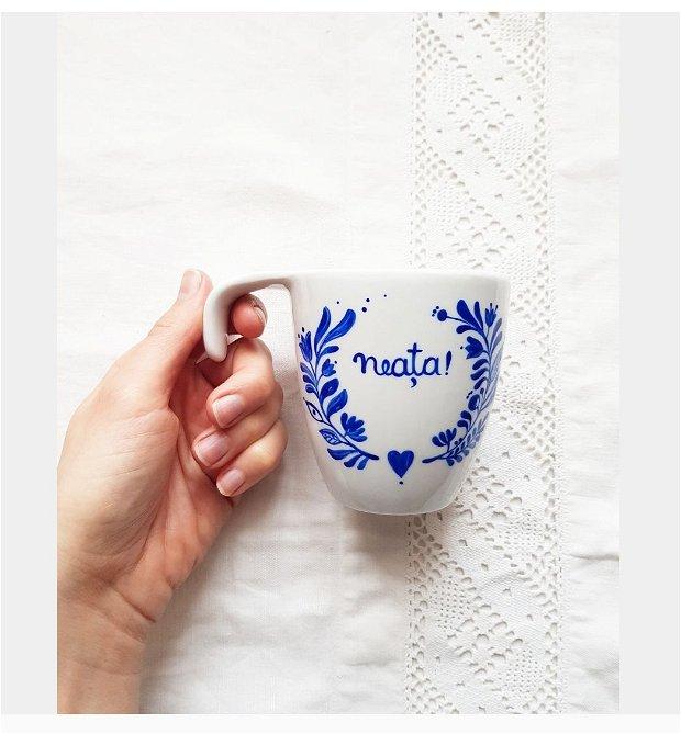 "SET CEAI / CAFEA 6BUC ""Neata!"""