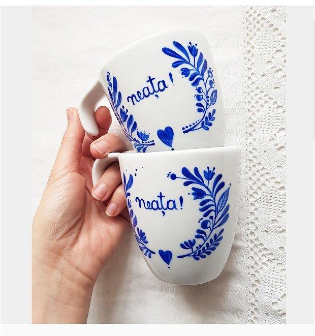 "SET CEAI /CAFEA 2BUC ""Neata"""