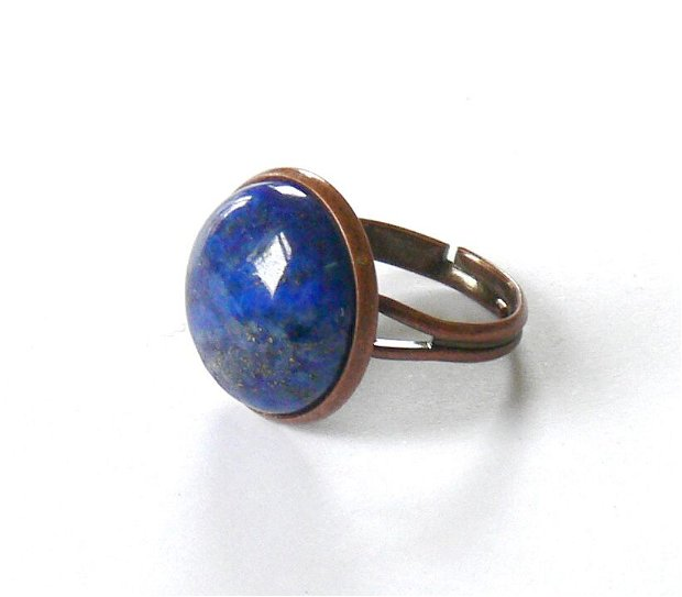 Inel lapis lazuli
