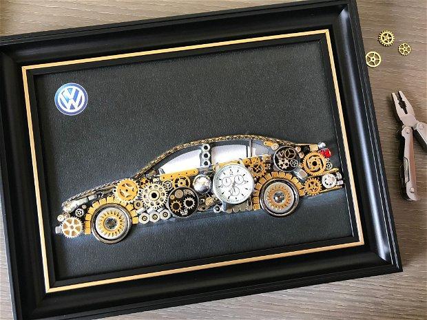 Masina model Volkswagen Cod M 516, Cadou masina Volkswagen, Colaj masina Volkswagen, Cadouri pentru barbati