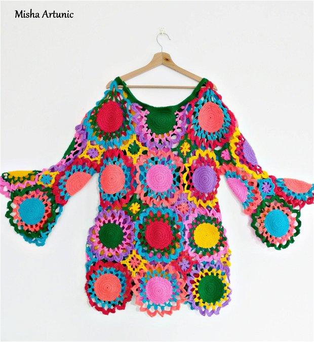 Rochita/ Bluza crosetata