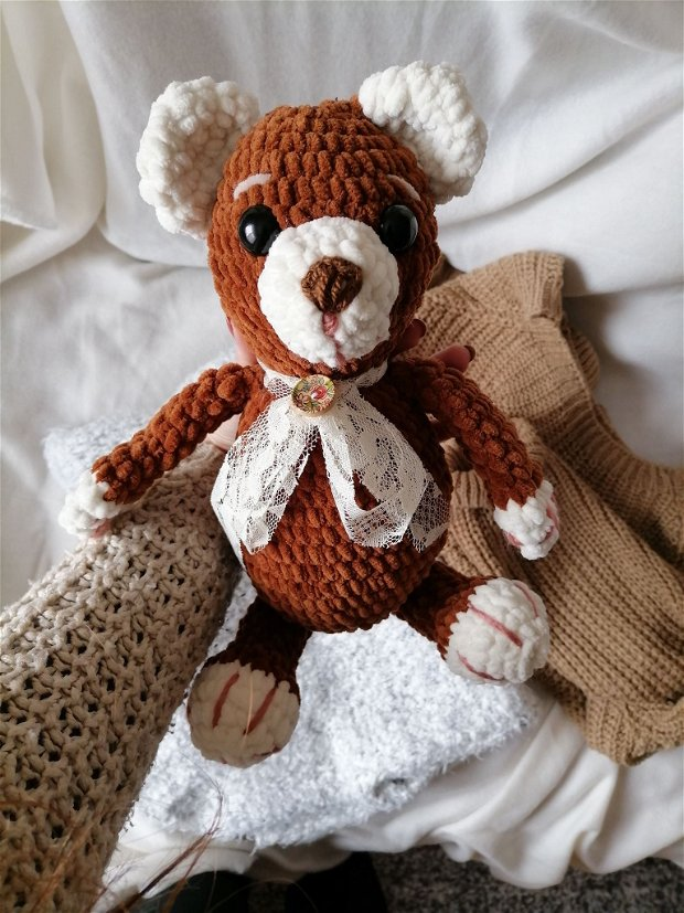 Urs crosetat Bernard