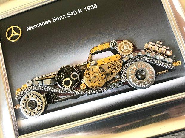 Mercedes Benz 500 K 1936 Cod M 518, Cadouri pentru el, Cadouri zile de nastere