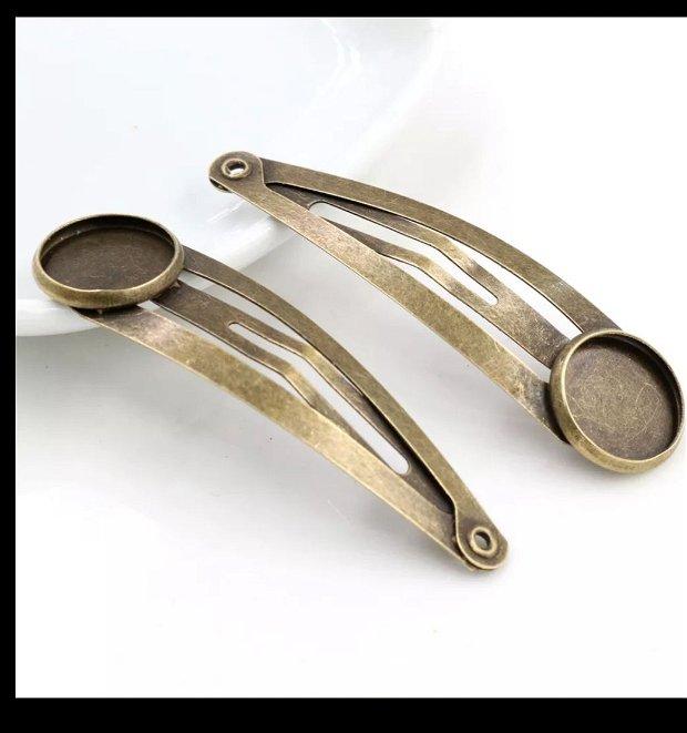 Clămițe metalice, 12mm
