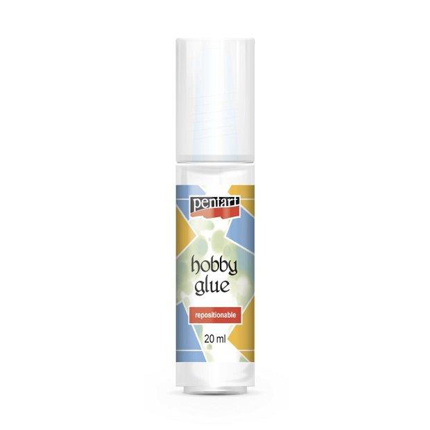 Adeziv hobby autoadeziv- 20 ml- 660