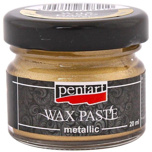 Pasta ceara metalizata- aur 20 ml- 4426