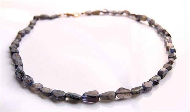 Sirag iolit natural  - [44 cm] - BN33
