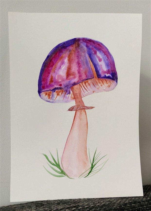 Ilustratie mushroom