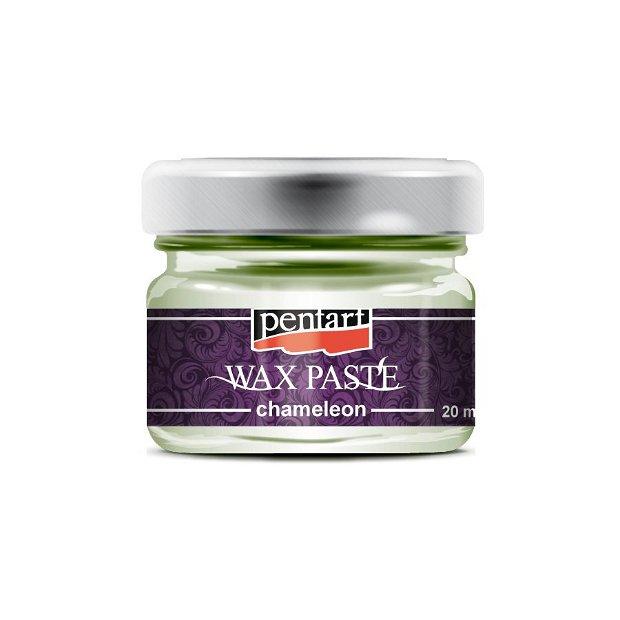 Pasta ceara chameleon 20 ml- verde - PP4434