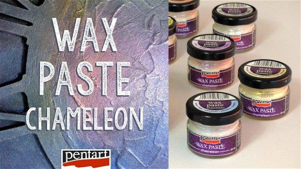 Pasta ceara chameleon 20 ml- mov - PP4433