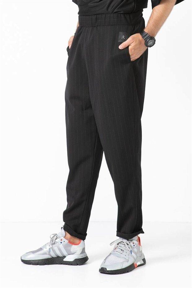 Pantaloni Black lax