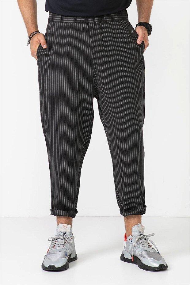 Pantaloni 3/4 Dark blue lax