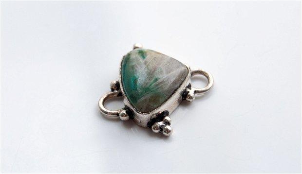 Chrysocolla cu quartz link
