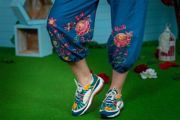 Pantaloni pentru vacanță,concediu,călătorii și weekend