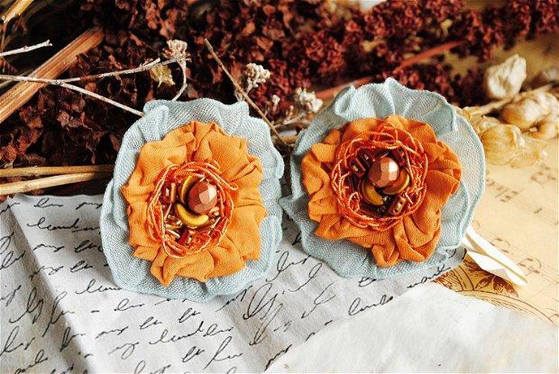 Cercei statement Flowerly