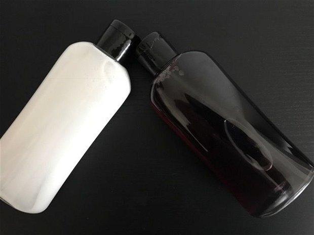 Set ingrijire par vopsit : sampon + balsam