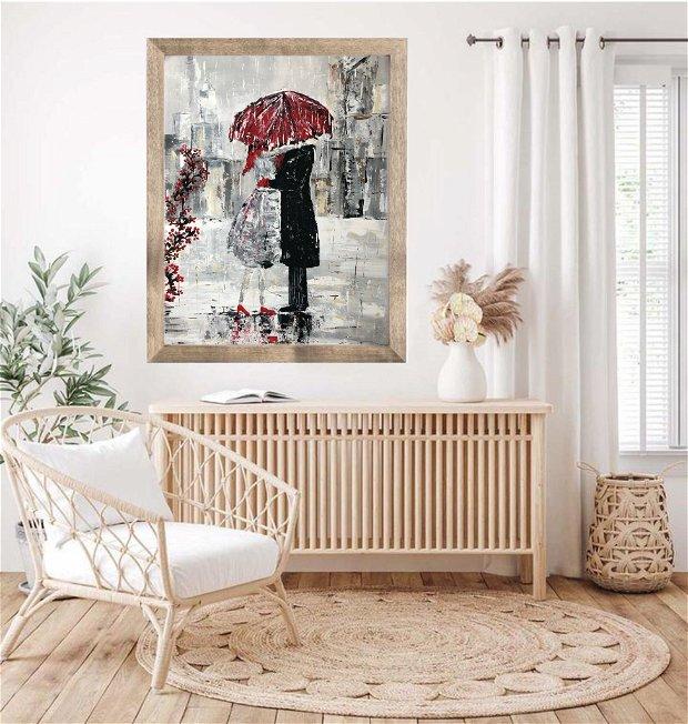 Pictura modernă - Incredere, tablou 30x40
