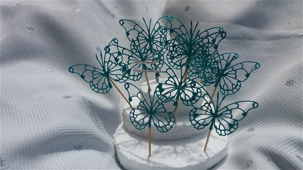 Fluturi decorativi- cake toppers