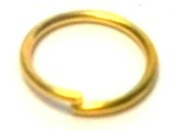 Zale auriu 8 mm