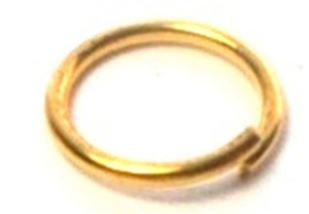Zale auriu 7 mm