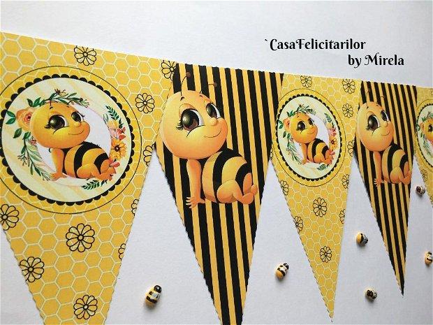 Ghirlanda decorativa Albinuta