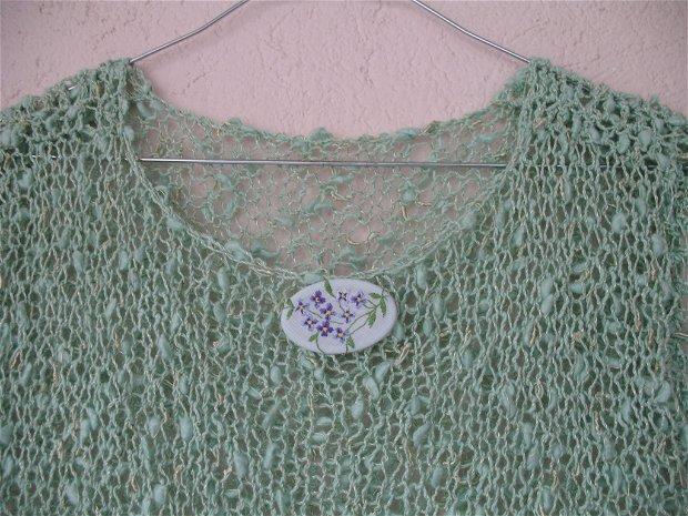 Top tricotat