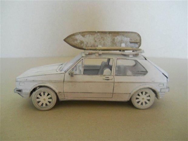 Macheta Volkswagen  Golf MK1 GTI