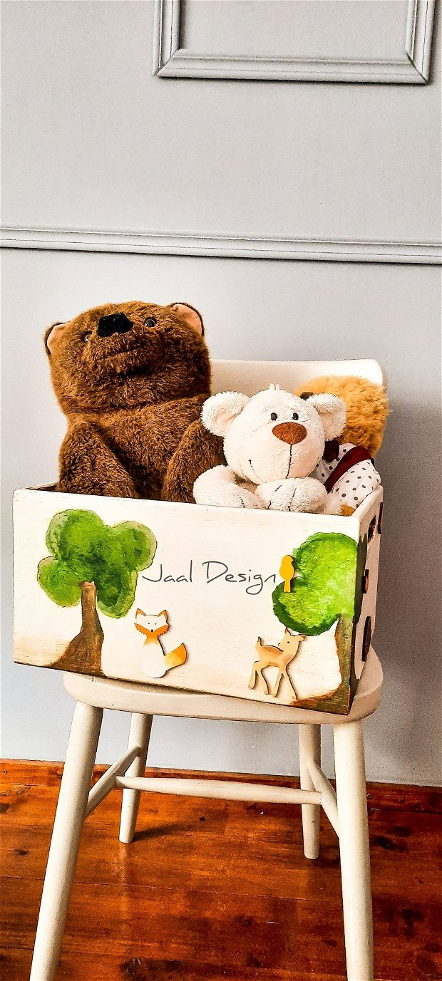 Cutie pentru jucării